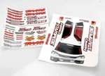 Traxxas TRX-4113X Decal sheets, Nitro Stampede