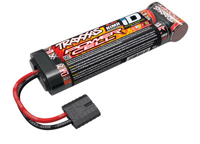 Traxxas 2923X Power Cell 3000mAh 8,4V 7Z NiMh Stick TRAXXAS iD-Stecker