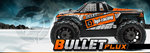 HPI H110663 Bullet MT Flux RTR (2.4GHz) Brushless Monster Truck