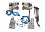 Traxxas 8027 LED HEADLIGHT/TAIL LIGHT KIT (für #8011 Karo) (benötigt #8028 Power Supply)
