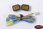 RC4WD VVVC0092 Turn Signal LED Light Set for Tamiya CC01 Jeep Wrangler (Det