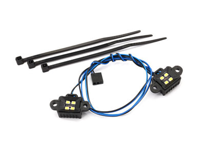 Traxxas 8897 LED LGHT HARNESS ROCK LGHTS 6X6